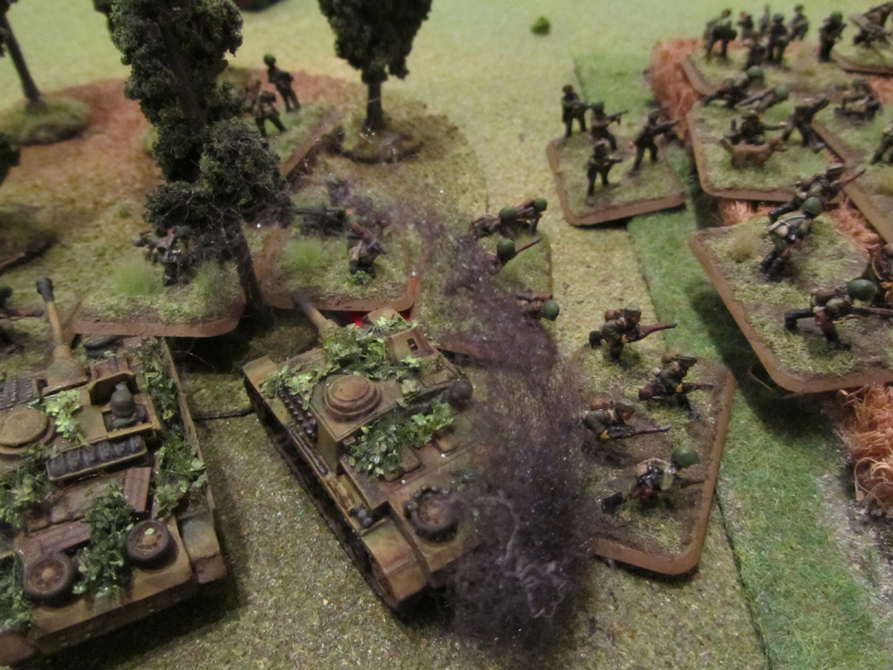 FOW After Action Report 'Off the Rails' Part 3